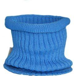 Dziecięcy zimowy golfik, szal, kominek K 001F. Niebieskie szaliki dla dzieci Proman. Za 24.69 zł.