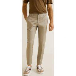 Mango Man - Spodnie Dublin3. Eleganckie spodnie męskie marki Giacomo Conti. W wyprzedaży za 99.90 zł.