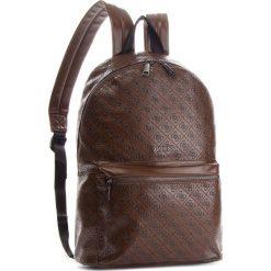 Plecak GUESS - HM6471 POL82 BRO. Brązowe plecaki damskie Guess, ze skóry ekologicznej. Za 629.00 zł.
