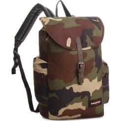 Plecak EASTPAK - Austin EK47B Camo 181. Zielone plecaki damskie Eastpak, z materiału. W wyprzedaży za 219.00 zł.