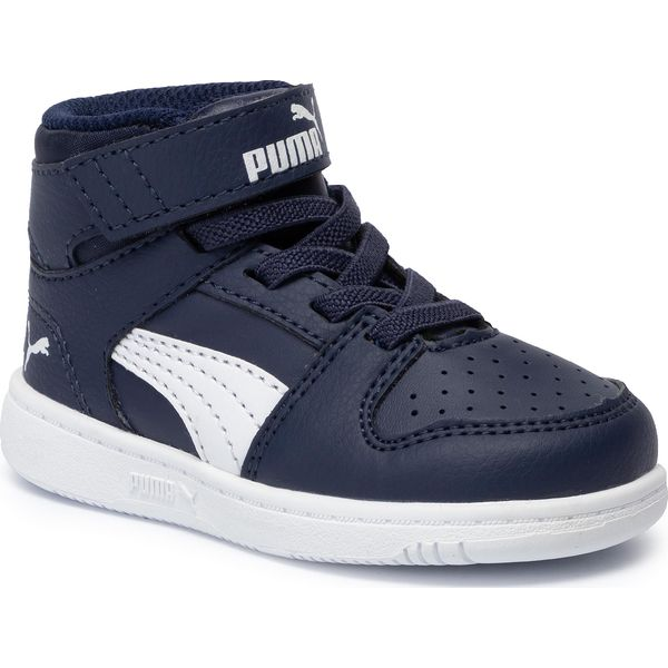 Sneakersy PUMA Rebound Layup SL V Inf 370489 04 PeacoatPuma White