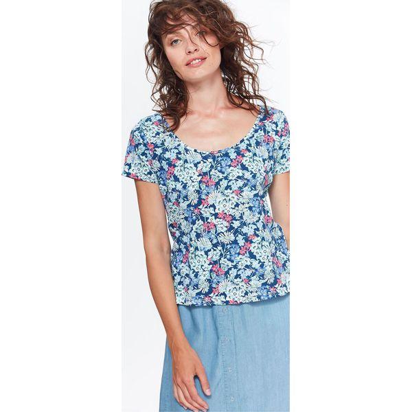 Koszula damska wiosenna w paski prążki LEMA rozm. 40 48