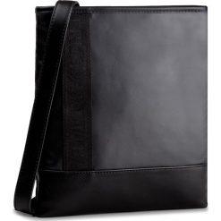 Saszetka TRUSSARDI JEANS - San Diego 71B00049  K299. Czarne saszetki męskie TRUSSARDI JEANS, z jeansu, młodzieżowe. W wyprzedaży za 259.00 zł.
