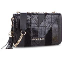 Torebka VERSACE JEANS - E1VSBBP1 70717 899. Czarne torebki do ręki damskie Versace Jeans, z jeansu. Za 699.00 zł.