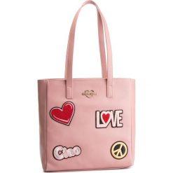 Torebka LOVE MOSCHINO - JC4081PP17LJ0600 Rosa. Czerwone torby na ramię damskie Love Moschino. Za 909.00 zł.