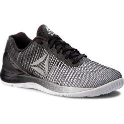 Buty Reebok - R Crossfit Nano 7 BS8352 White/Black/Silver Met. Czarne obuwie sportowe damskie Reebok, z materiału. W wyprzedaży za 349.00 zł.