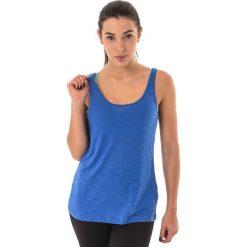 Asics Koszulka damska Loose Tank Blue Purple r. M (1305108091). T-shirty damskie Asics. Za 76.09 zł.