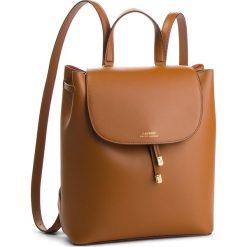 Plecak LAUREN RALPH LAUREN - Dryden 431719702002 F Bwn/Org. Brązowe plecaki damskie Lauren Ralph Lauren, ze skóry. Za 1,089.90 zł.