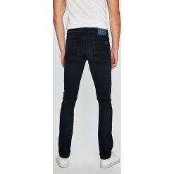 Trussardi Jeans - Jeansy. Niebieskie jeansy męskie TRUSSARDI JEANS. Za 549.90 zł.