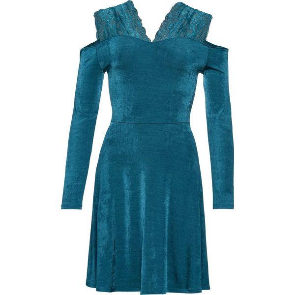 48a611becc Sukienka z dżerseju