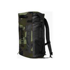 Plecak Explorer 20l Camo. Zielone plecaki damskie Fish dry pack, z materiału, sportowe. Za 179.00 zł.