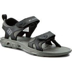 Sandały COLUMBIA - Techsun Vent BM4447 Black/Columbia Grey 010. Czarne sandały męskie Columbia, ze skóry ekologicznej. W wyprzedaży za 139.00 zł.