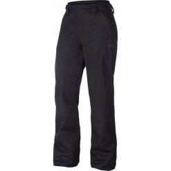 Oakley Spodnie Snowboardowe Sun King 10k Bzs Pants Blackout S. Czarne spodnie snowboardowe męskie Oakley, ze skóry. Za 419.00 zł.