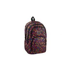 Hama Plecak Kilkenny kolor:  Leopard. Brązowe torby i plecaki dziecięce HAMA, z tkaniny. Za 101.99 zł.