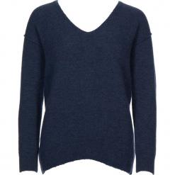 Sweter w kolorze niebieskim. Niebieskie swetry damskie Gottardi, z wełny. W wyprzedaży za 173.95 zł.