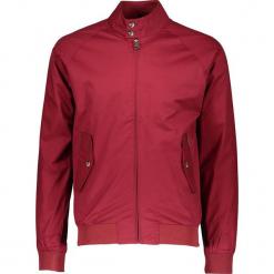 """Kurtka """"New Core Harrington"""" w kolorze burgundowym. Czerwone kurtki męskie Ben Sherman. W wyprzedaży za 260.95 zł."""