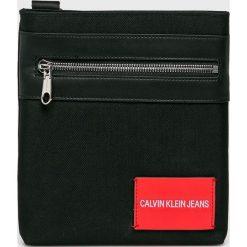 Calvin Klein Jeans - Saszetka. Czarne saszetki męskie Calvin Klein Jeans, z jeansu, casualowe. Za 279.90 zł.