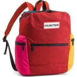 Plecak HUNTER - Orginal Col Block Topclip Backpack Nylon UBB6017MED Military Red Colourblock (Mrc). Czerwone plecaki damskie Hunter, z materiału, sportowe. Za 639.00 zł.