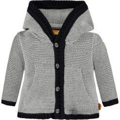 Sweter rozpinany w kolorze szarym. Swetry dla chłopców marki Reserved. W wyprzedaży za 147.95 zł.
