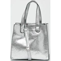 Answear - Torebka. Szare torby na ramię damskie ANSWEAR. W wyprzedaży za 69.90 zł.