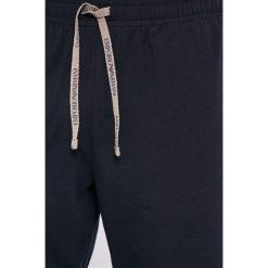 Emporio Armani - Piżama. Czarne piżamy męskie Emporio Armani, z bawełny. Za 439.90 zł.