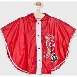 Blukids - Kurtka przeciwdeszczowa dziecięca 104-128 cm. Czerwone kurtki i płaszcze dla dziewczynek Blukids. Za 59.90 zł.