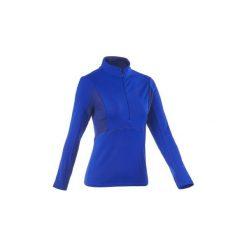 Koszulka turystyczna długi rękaw SH500 Active Warm damska. T-shirty damskie marki DOMYOS. W wyprzedaży za 49.99 zł.