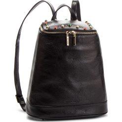 Plecak WITTCHEN - 86-4E-350-1 Czarny. Czarne plecaki damskie Wittchen, ze skóry. W wyprzedaży za 459.00 zł.