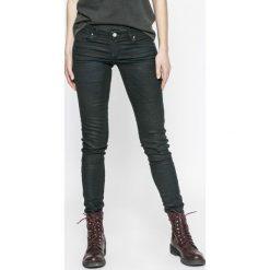 Diesel - Jeansy Gracey. Czarne jeansy damskie Diesel. W wyprzedaży za 679.90 zł.