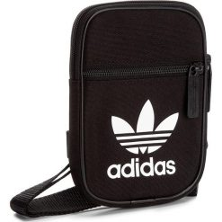 Saszetka adidas - Festvl B Trefoi BK6730 Black. Czarne saszetki męskie Adidas, z materiału, młodzieżowe. Za 79.95 zł.