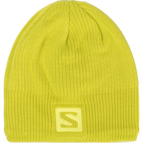Czapka SALOMON Logo Beanie L40284900 Sulphur Spring