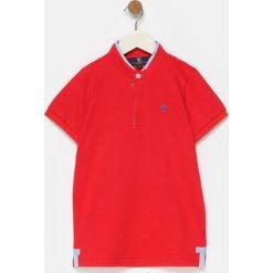 Koszulka polo w kolorze czerwonym. Koszulki polo męskie marki Reserved. W wyprzedaży za 94.95 zł.
