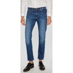 Pepe Jeans - Jeansy Cane. Niebieskie jeansy męskie Pepe Jeans. W wyprzedaży za 249.90 zł.