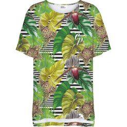 Colour Pleasure Koszulka damska CP-033 271 zielona r. uniwersalny. Bluzki damskie marki Colour Pleasure. Za 76.57 zł.