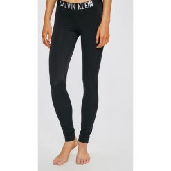 Calvin Klein Jeans - Legginsy. Szare jeansy damskie Calvin Klein Jeans. W wyprzedaży za 239.90 zł.