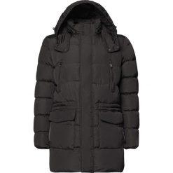 Geox - Kurtka. Czarne kurtki męskie Geox, z materiału. W wyprzedaży za 899.90 zł.