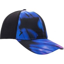 Czapka damska CAD601 - multikolor - Outhorn. Niebieskie czapki i kapelusze damskie Outhorn, z materiału. W wyprzedaży za 29.99 zł.