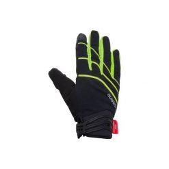 RĘKAWICZKI WINDSTOP INSULATED. Czarne rękawiczki męskie Shimano. W wyprzedaży za 129.99 zł.