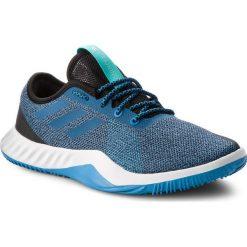 Buty adidas - CrazyTrain Lt M DA8688  Brblue/Brblue/Hiraqu. Niebieskie buty sportowe męskie Adidas, z materiału. W wyprzedaży za 229.00 zł.