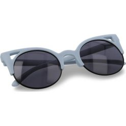 Okulary przeciwsłoneczne VANS - Window Pane Sun VN0A3ILQP2U Matte Baby Blue. Okulary przeciwsłoneczne męskie Vans. Za 69.00 zł.