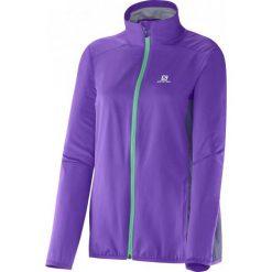 Salomon Kurtka Start Jacket W Little Violette/Artist Grey-X S. Szare kurtki sportowe damskie Salomon. W wyprzedaży za 299.00 zł.