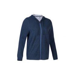 Bluza 520 Gym. Niebieskie bluzy damskie DOMYOS. Za 64.99 zł.