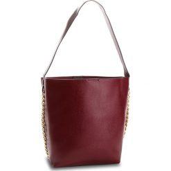 Torebka JENNY FAIRY - RC15248 Burgundy. Czerwone torebki do ręki damskie Jenny Fairy, ze skóry ekologicznej. W wyprzedaży za 79.99 zł.