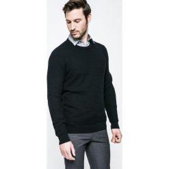 Medicine - Sweter Lord and Master. Czarne swetry przez głowę męskie MEDICINE, z bawełny, z okrągłym kołnierzem. W wyprzedaży za 79.90 zł.