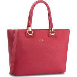 Torebka LIU JO - L Tote Manhattan N68094 E0087 Red 91656. Czerwone torebki do ręki damskie Liu Jo, ze skóry ekologicznej. Za 689.00 zł.