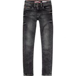 """Dżinsy """"Belinda""""Giselle"""" - Super Skinny fit - w kolorze ciemnoszarym. Jeansy dla dziewczynek marki bonprix. W wyprzedaży za 85.95 zł."""