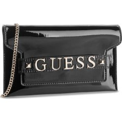 Torebka GUESS - HWMB69 97730  BLA. Czarne torebki do ręki damskie Guess, ze skóry ekologicznej. Za 449.00 zł.
