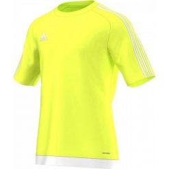 Adidas Koszulka piłkarska Estro 15 żółty-biała r. XL (S16160). Koszulki sportowe męskie marki bonprix. Za 42.00 zł.