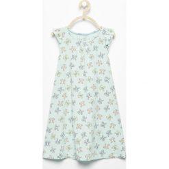 Koszula nocna - Turkusowy. Niebieskie bielizna dla dziewczynek Reserved. Za 39.99 zł.