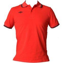 Umbro Koszulka Polo True Red/Dress Blue S. Koszulki polo męskie marki INESIS. W wyprzedaży za 39.00 zł.